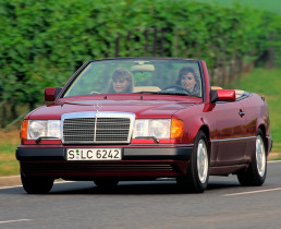 I (W124)<br/>1985 — 1993